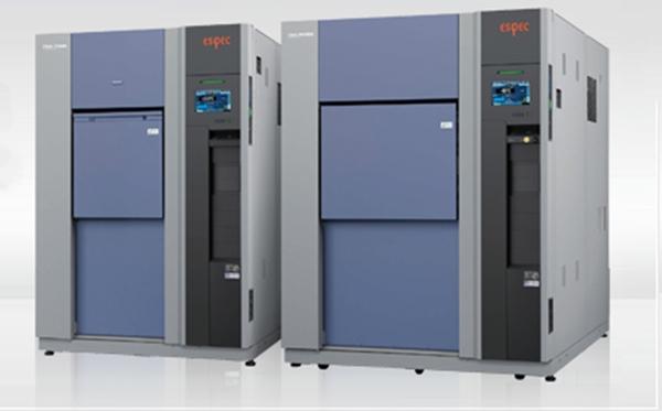 TSA Series Air to Air Thermal Shock Chambers