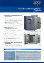 FM Series brochure