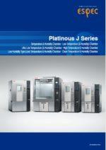 Platinous J Series brochure