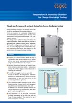 Battery testing brochure