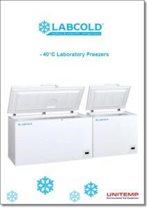 -40 laboratory freezers