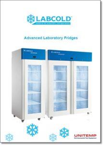 Labcold Advanced Laboratory Fridges brochure