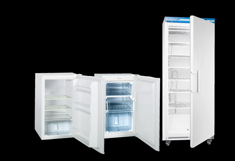 Labcold Basic Range Laboratory Fridges and Freezers