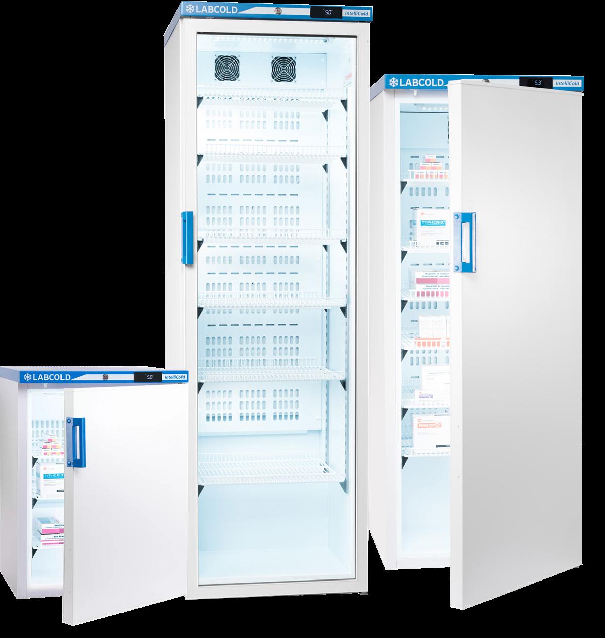 IntelliCold® Pharmacy Refrigerator range