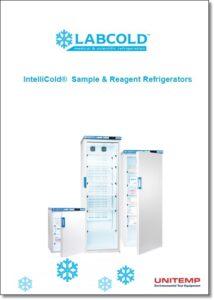 Intellicold sample and reagent fridges