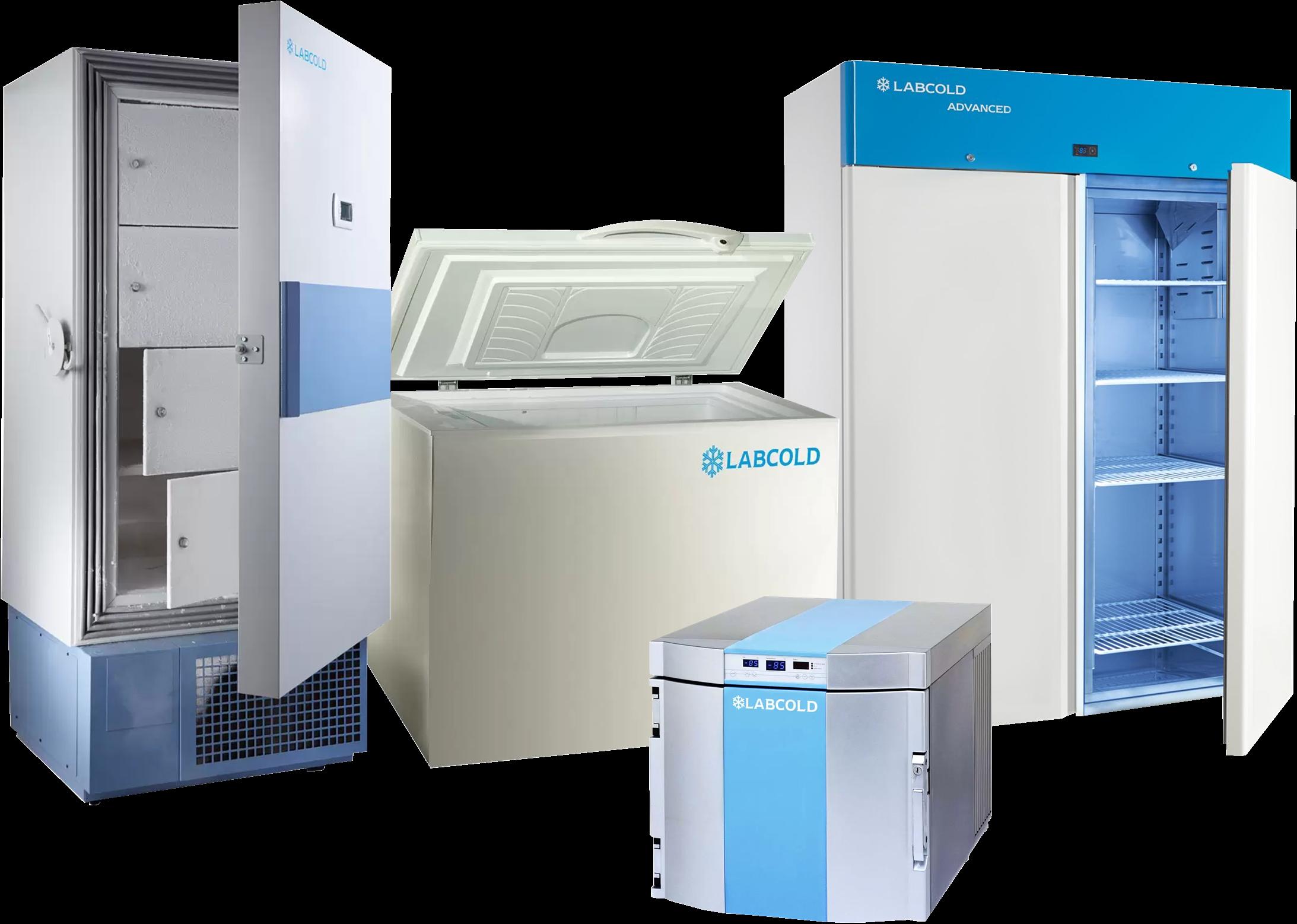 Laboratory refrigeration