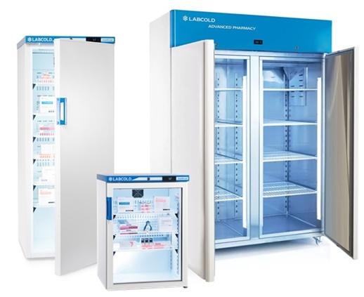 Pharmacy refrigeration