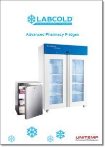 Advanced Pharmacy Fridges - brochure