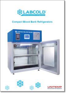 Compact Blood Bank Refrigerators - brochure