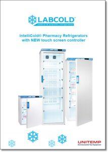 Intellicold pharmacy fridges brochure