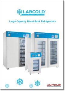 Large Capacity Blood Bank Refrigerators - brochure