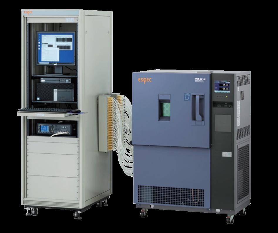 Capacitor Temperature Characteristic Evaluation Test (AMQ)