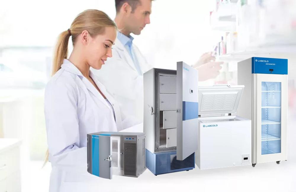 Labcold fridge -freezers from Unitemp