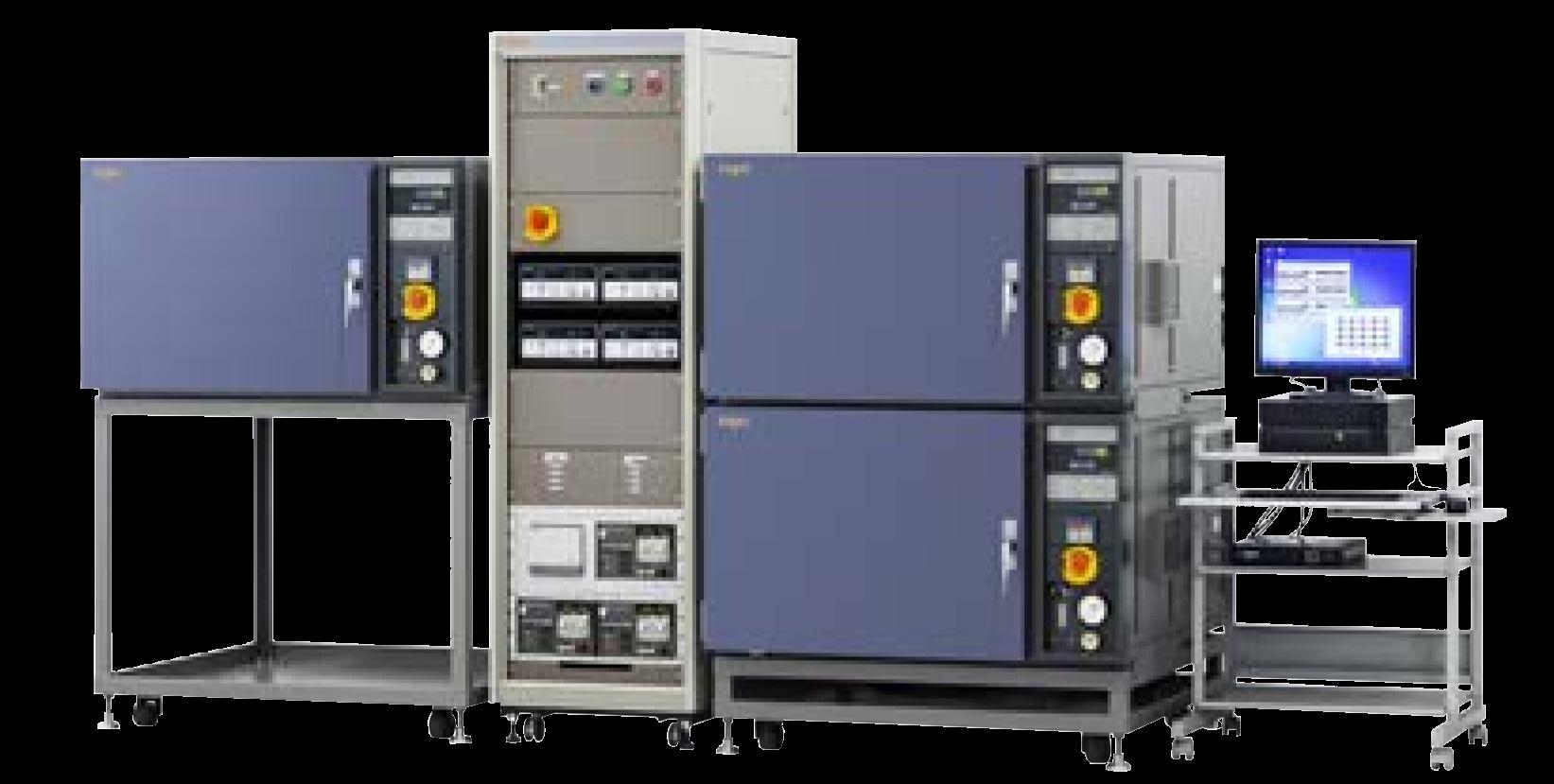 Electromigration inductor evaluation